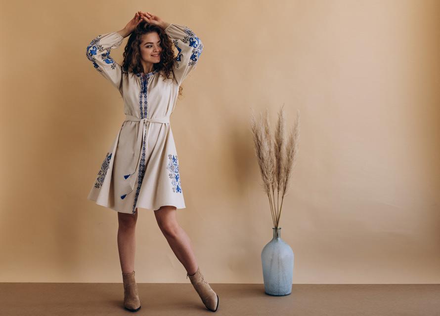 Вышиванка - от традиций к современной женской одежде