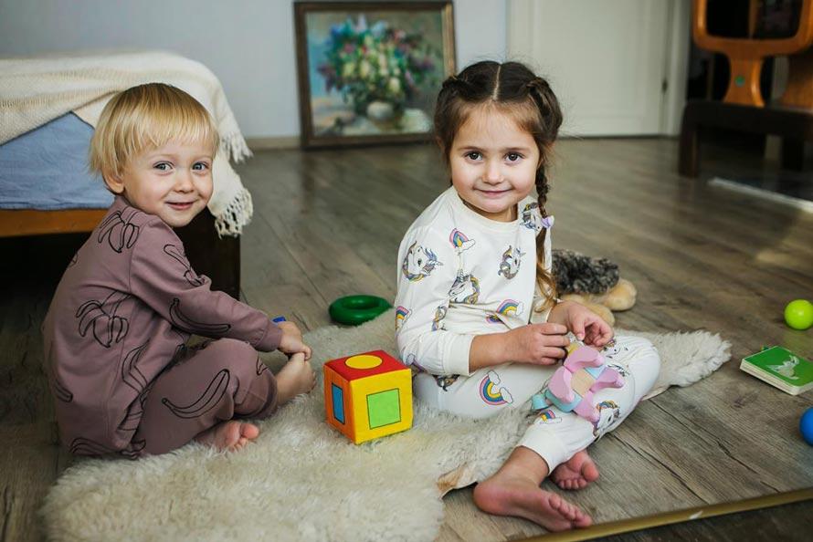 Сны как у младенца – почему детям нужна пижама?