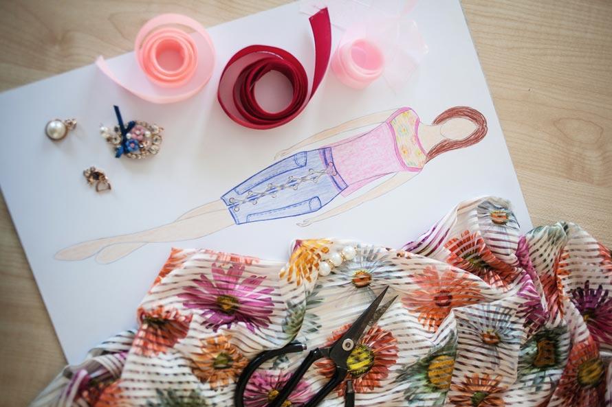 Будни дизайнеров – с чего начинается производство одежды