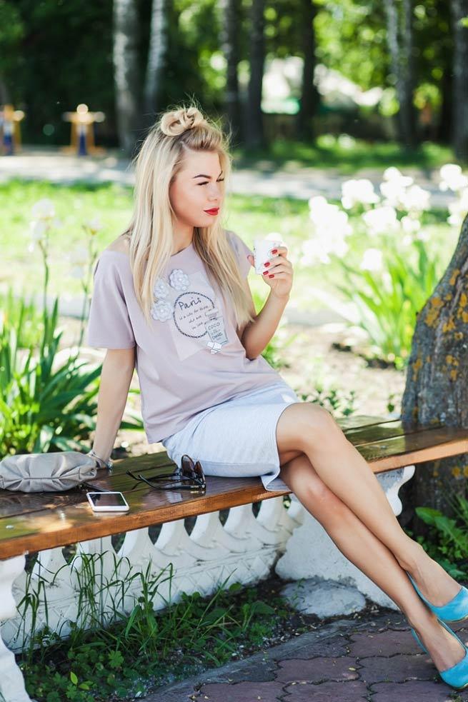 Покупаем летнюю женскую одежду от Arjen