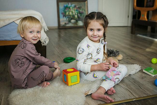 Заказать детские пижамы теперь можно на сайте Аржен!