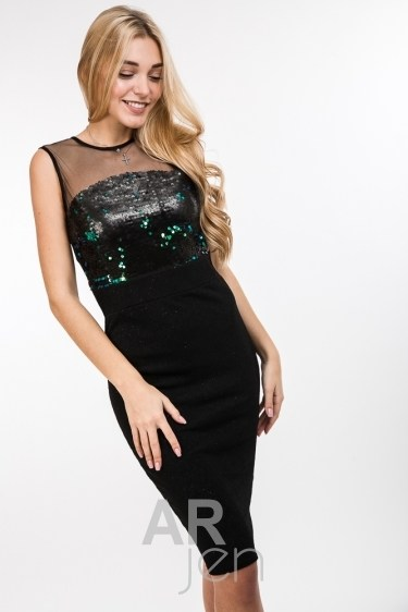 Платье 13120