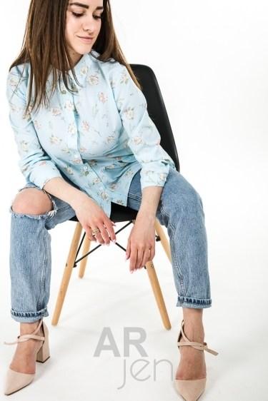 Рубашка 13531