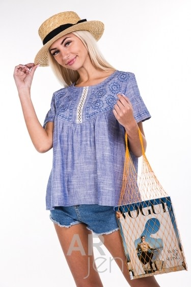 Блуза 21580