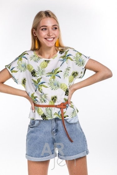 Блуза 65120