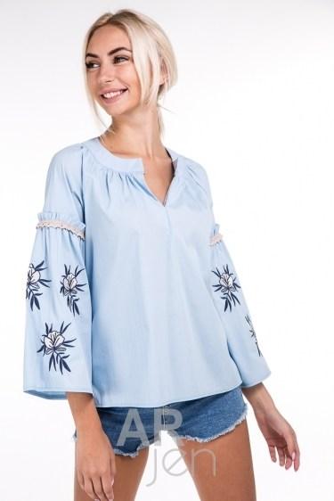 Блуза 66360