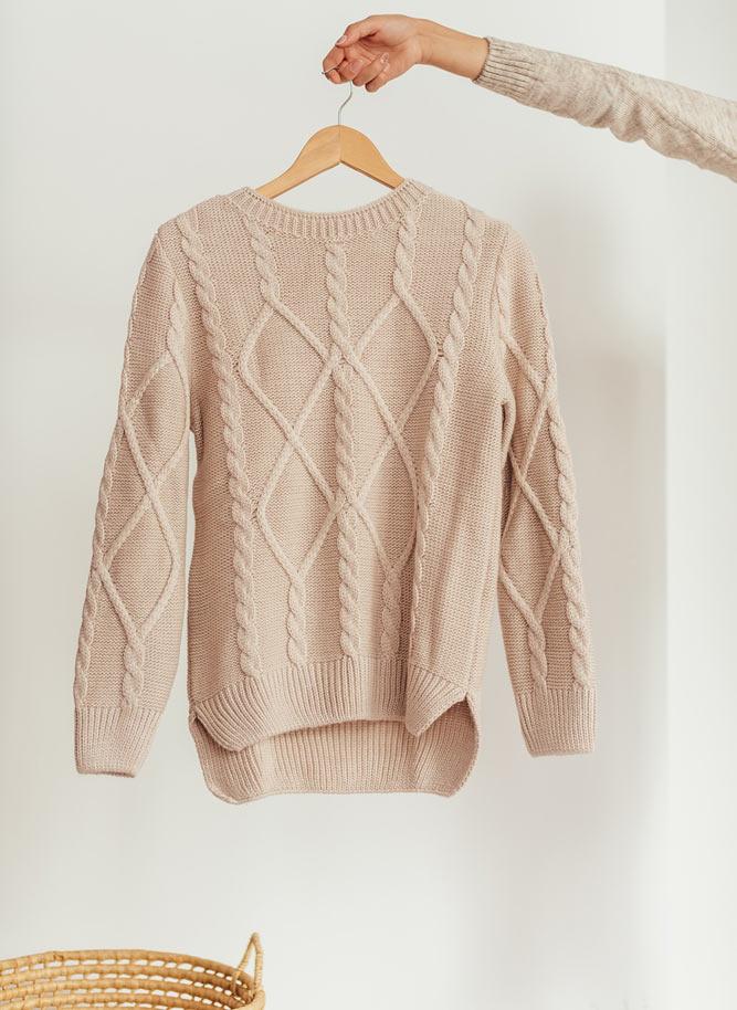 Как ухаживать за вязаной одеждой