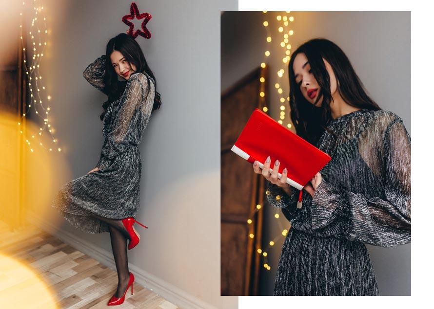 Вечернее платье на новый год от производителя Аржен, Украина