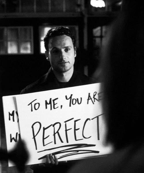 Ты для меня идеальная - фото из кино