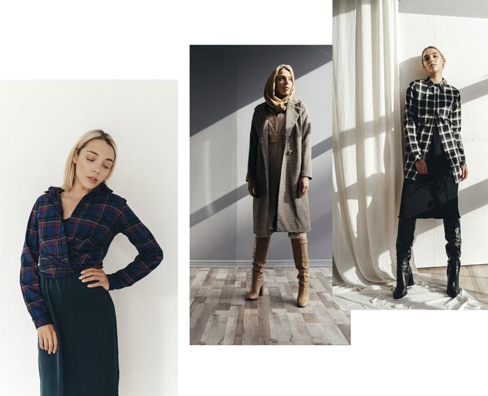 Модные клетчатые принты 2019-2020 - с чем носить