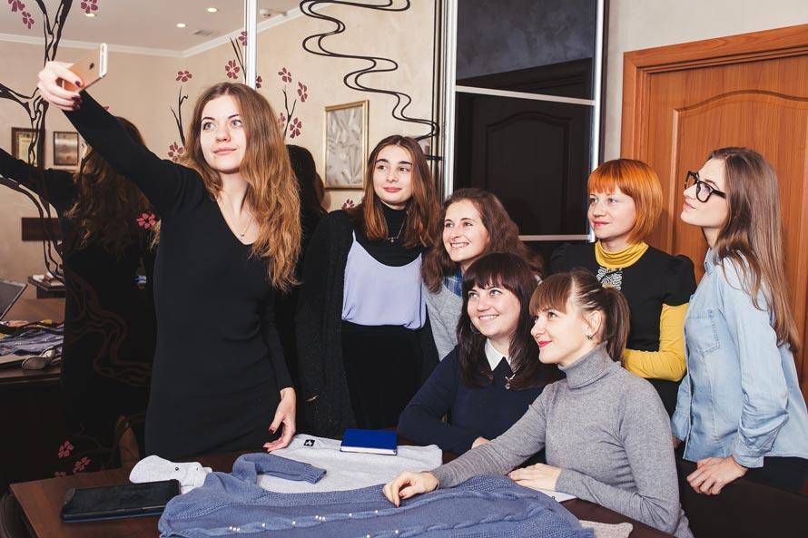 Отдел продаж интернет-магазина Аржен фото
