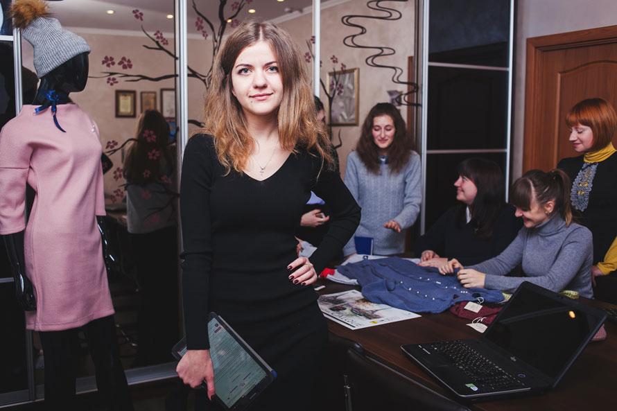 Руководитель отдела продаж интернет-магазина Аржен