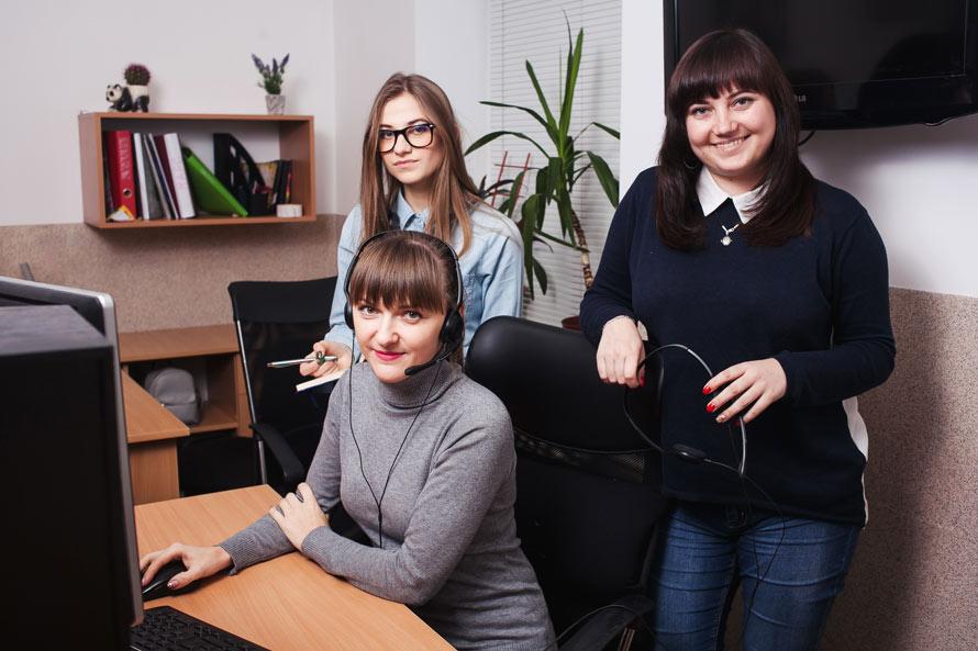 Менеджеры интернет-магазина Аржен