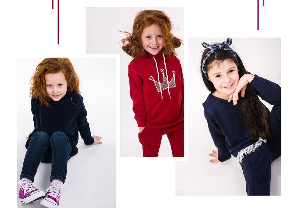 Модная детская одежда для девочек на сайте Аржен