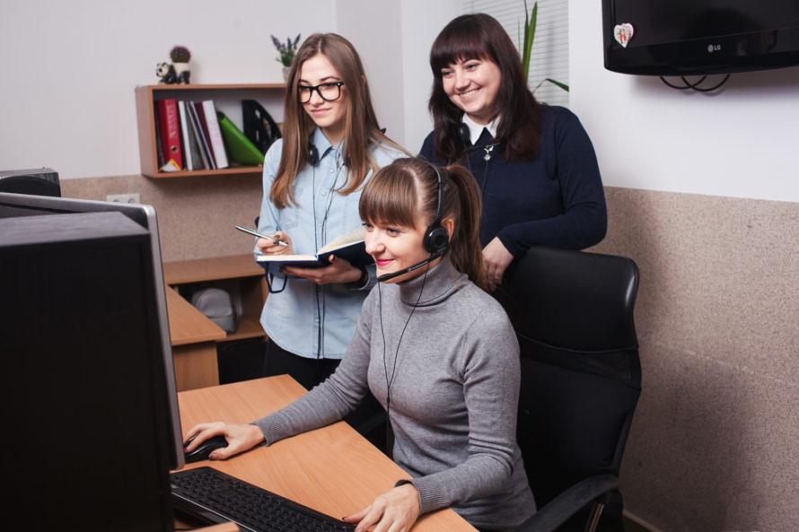 Рабочие будни интернет-магазина Аржен фото