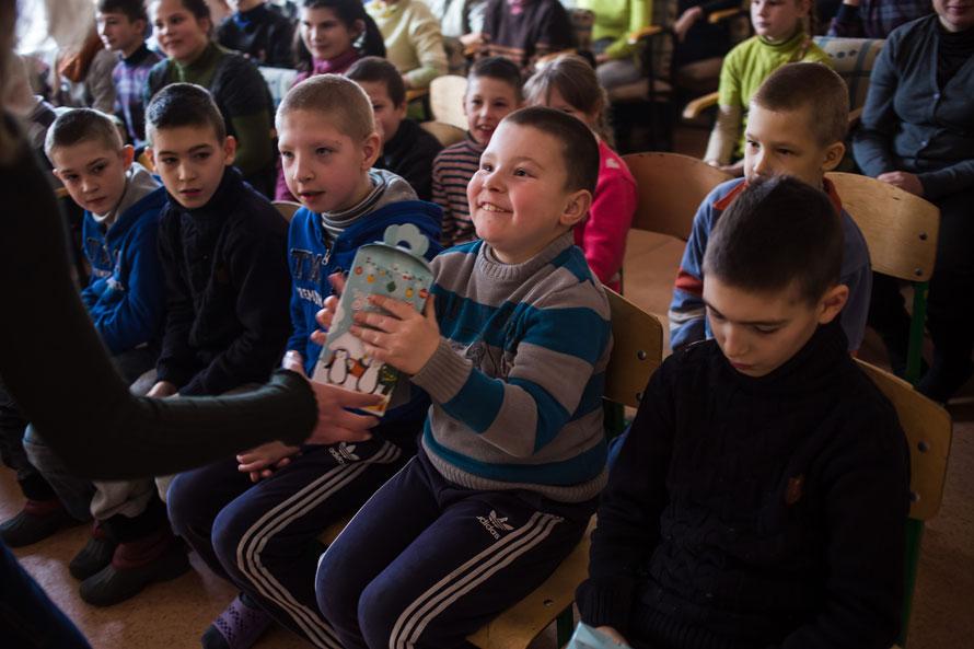 Праздник для детей в рамках акции от Аржен