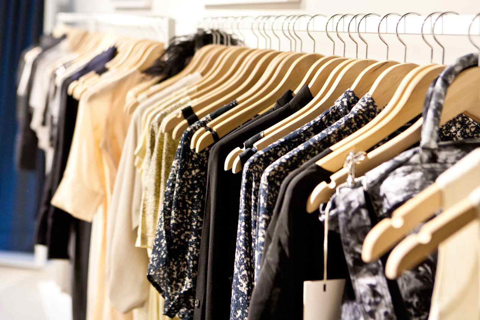 Модная одежда картинка