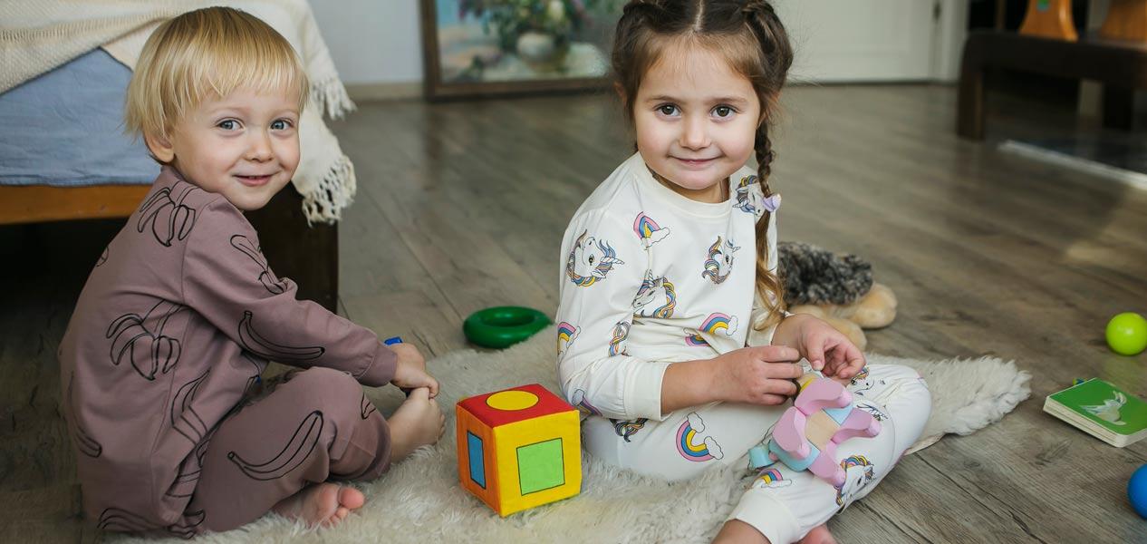 Купить детскую пижаму в Украине