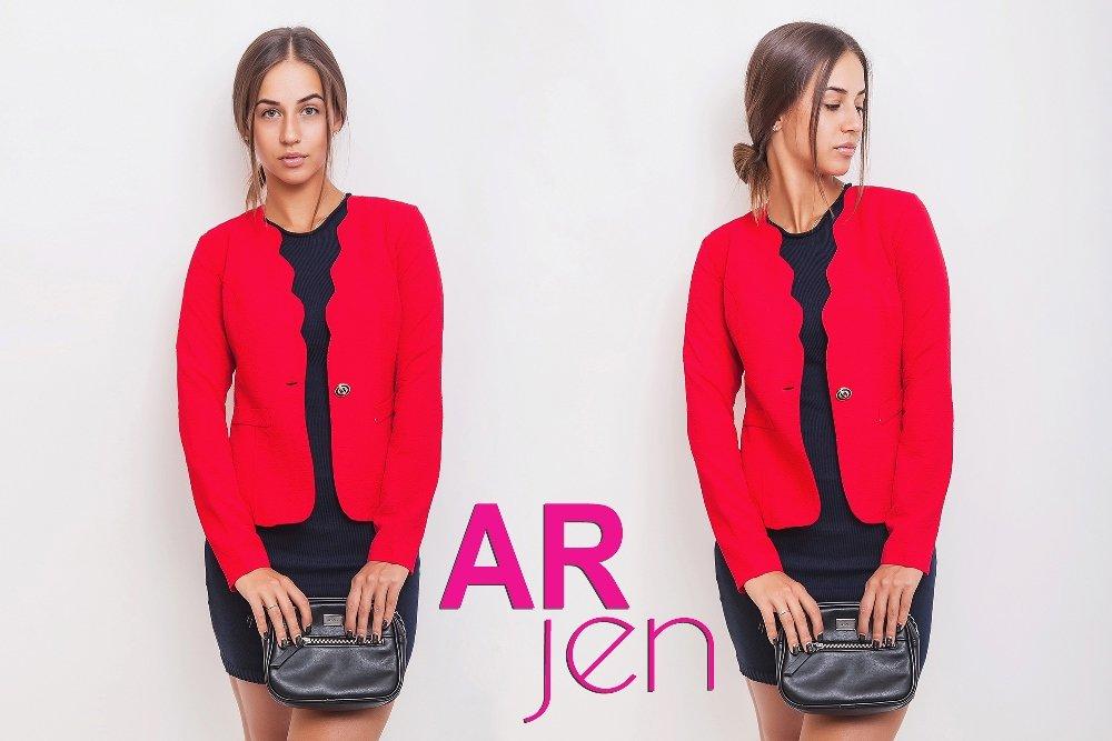 fb184ece35a Купить женский пиджак недорого в интернет магазине «Аржен»