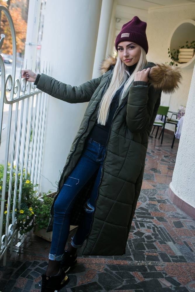 Купить женскую шапку в Украине