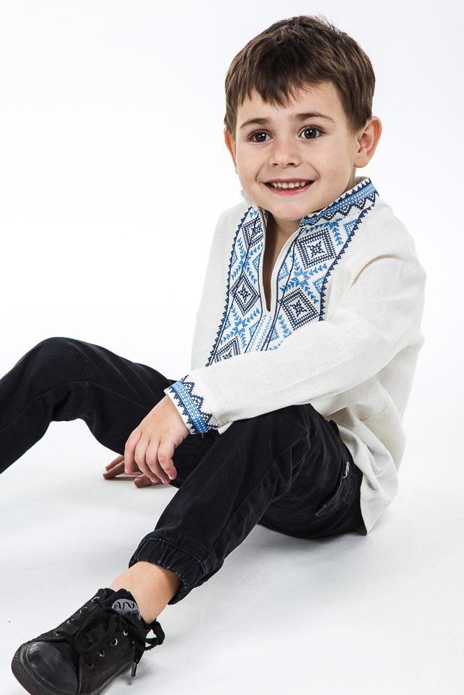 Украинские детские вышиванки