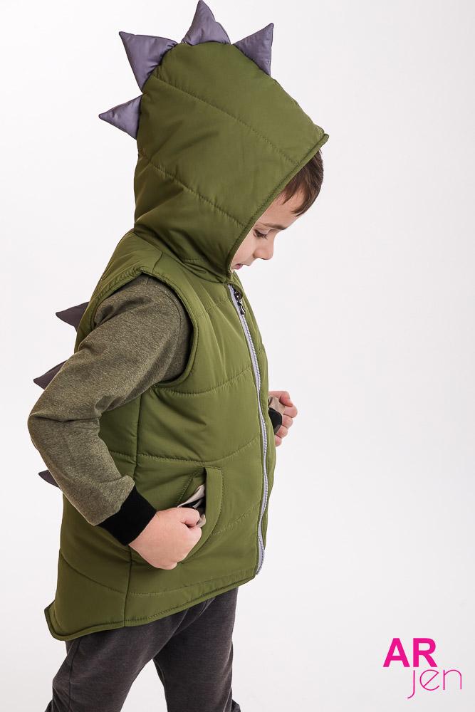 435814ac4b7 Купить детскую жилетку недорого в интернет магазине «Аржен»