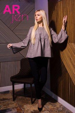 c527362b86b Женские блузки оптом от производителя «Arjen»