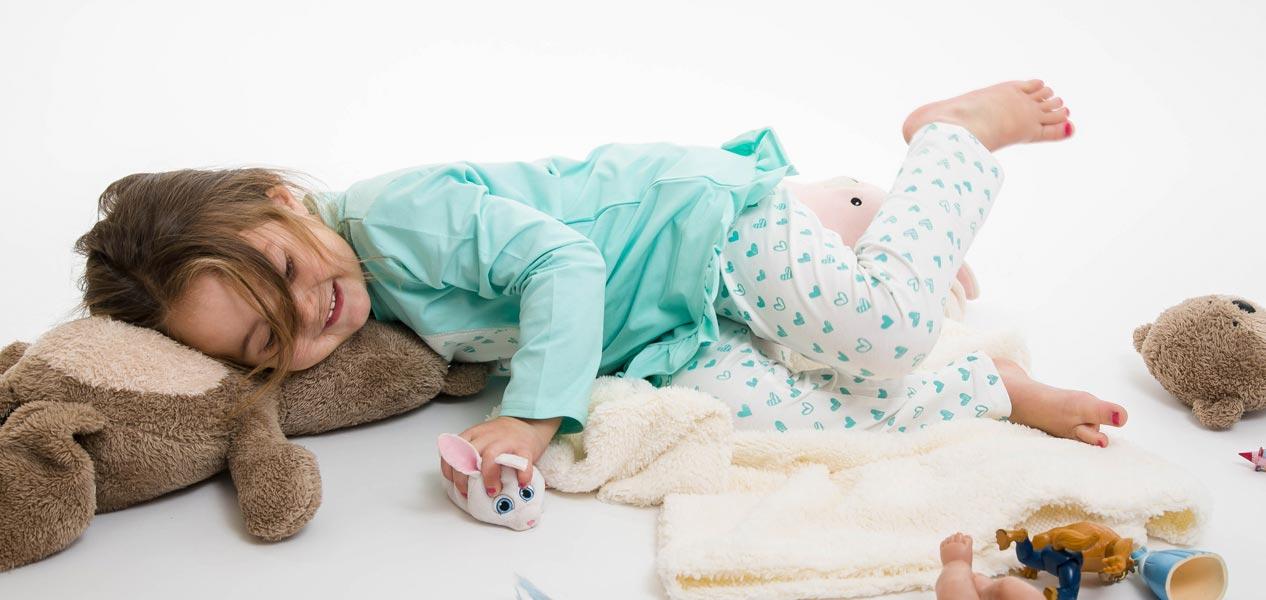 Детские пижамы оптом - фото