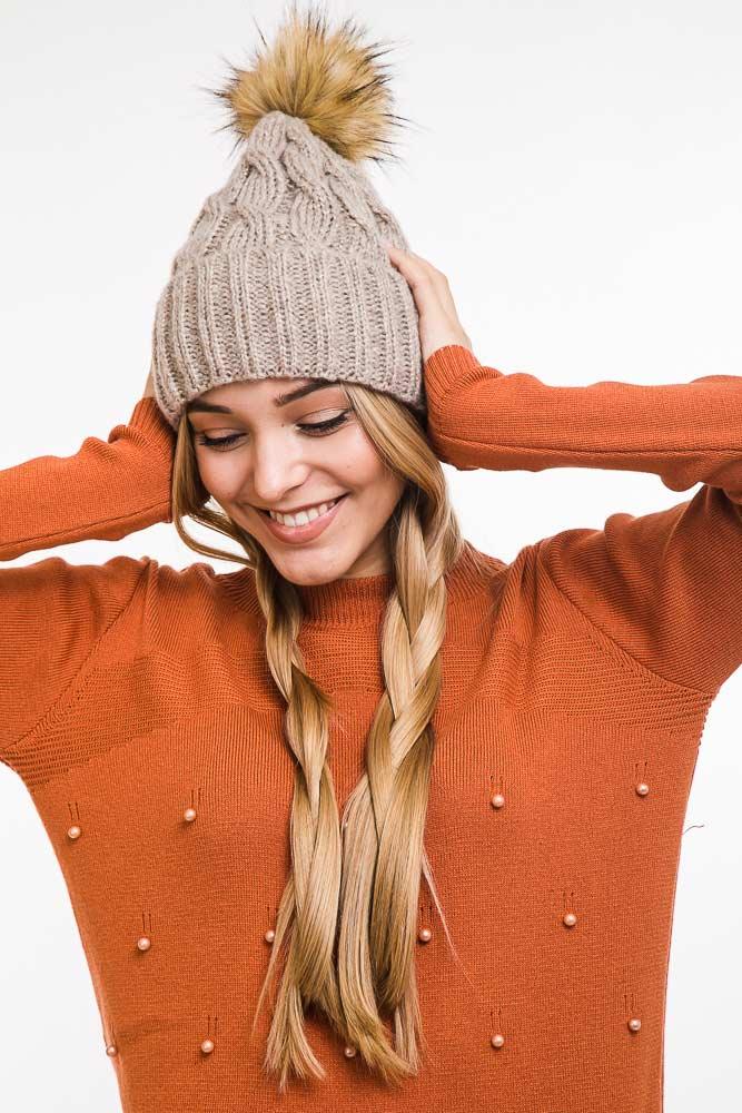 Женские шапки оптом Украина - фото
