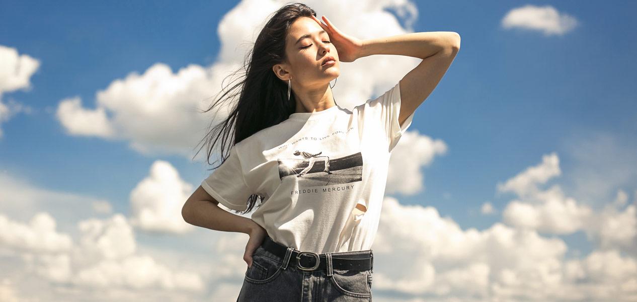 Купить женские футболки оптом в Украине